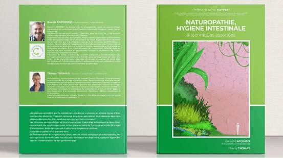 Benoît Capodieci auteur du livre Nathropathie & Hygiene Intestinale