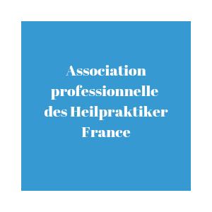 Association professionelle des Heilpratikker France Benoît Capodieci